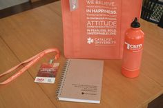 conference swag bag - Google Search