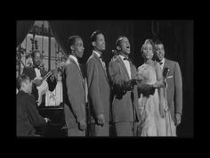 The Platters - *The Great Pretender* - HD (1955) - YouTube