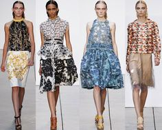 Our review of Thakoon Spring:Summer 2013!