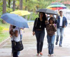 La lluvia dispersa podría presentarse en San Pedro Sula. Honduras: Esperanza de lluvia en septiembre