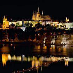 Magical Nightfall, Prague