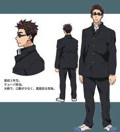 Hibike! Euphonium | Takeda Ayano | Kyoto Animation / Gotou Takuya Character Design