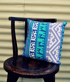 Small Scatter Cushion by Calabash Design on Etsy