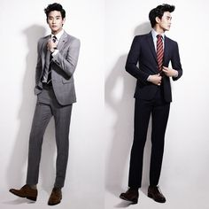 The Top 25 Ultimate Flower Boys: Kim Soo Hyun In a Suit