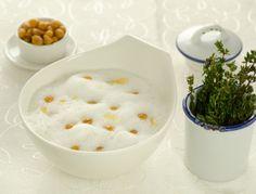 Ein cremiges Schaumsüppchen Rezept auf www.ichkoche.at