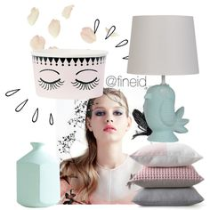 Designer Clothes, Shoes & Bags for Women Interior Decorating, Interior Design, Interiors, Navy, Polyvore, Stuff To Buy, Outfits, Collection, Home Decor