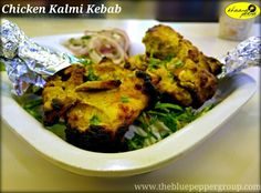 Chicken Kalmi Kebab