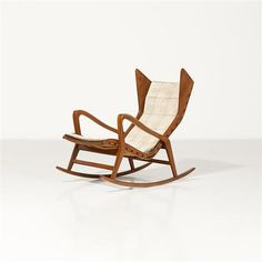 Willy Rizzo Design Italiano Pinterest - Fauteuil rocking chair design