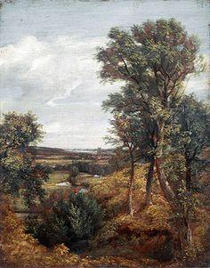 Dedham Vale 1802  John Constable