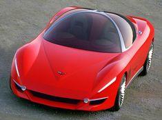 Chevrolet Corvette Moray by Italdesign