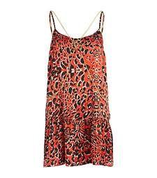 Red Pacha leopard print body chain dress £35.00