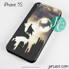 Batman Siluet Phone case for iPhone 4/4s/5/5c/5s/6/6 plus