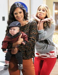 Sofia, Irina y Arturito - Ana Lorena Sanchez & Kimberly Dos Ramos #tierradereyes Tierra de Reyes #BebeSusurrador