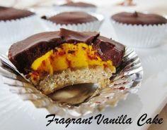 Raw Chocolate Pumpkin Pie Cups   Fragrant Vanilla Cake