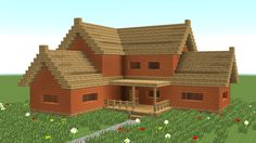 rustic homes minecraft - Pesquisa Google