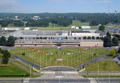 NATO'S Supreme Headquarters Allied Powers Europe (SHAPE) - Mons, Belgium