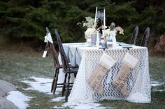 winter wedding table decor ideas 46 500x333