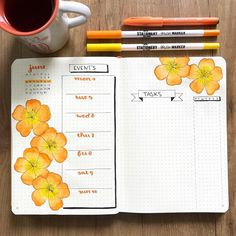 Am I allowed to say I'm totally diggin' my newest weekly? Instead of a box for every day, I opted for a master to do list. I was getting…