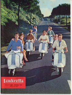 LAMBRETTA INNOCENTI 1961