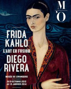 Exposition Frida Kahlo Diego Rivera L'art en fusion - Musée de l'Orangerie…