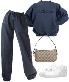 "Virtual Stylist on Instagram: ""#virtualstylist#fashionista#stylist#blog#instagram#instagramstylist#shopping#2000sfashion#90sfashion#kyliejenner#bellahadid#street#streetstyle#kimkardashian#arianagrande#fashion…"" Lazy Outfits, Cute Comfy Outfits, Kpop Fashion Outfits, Teenager Outfits, Swag Outfits, Mode Outfits, Retro Outfits, Stylish Outfits, 2000s Fashion"