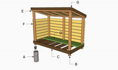 Gable shed plans free dairy shed design uk,building plans for a backyard shed how to make a storage shed plans,building a shed plans shed building plans Diy Storage Shed Plans, Wood Storage Sheds, Wood Shed Plans, Shed Building Plans, Building Ideas, Building Design, Bench Plans, Firewood Shed, Firewood Storage