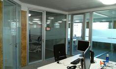Despachos creados con la serie IT-CONCEPT Modelo Colonia.