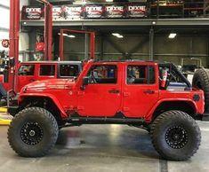 Save by Hermie Jeep Jku, Jeep Wrangler Rubicon, Jeep Wrangler Unlimited, Wrangler Sahara, Jeep Pickup, Jeep Truck, Jeep Sport, Jeep Baby, Red Jeep