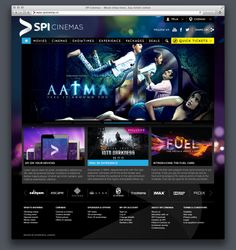 SPI Cinemas - Website - Interstate | +44 (0)20 7313 7627