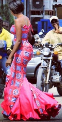 #Africanfashion #AfricanWeddings #Africanprints