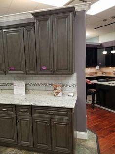 Kensington Mist Raised Panel Full Kitchen In 2019