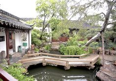Los Jardines Orientales: China