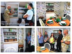 Peter Andre's 60 Minute Makeover features The Kitchen Dresser Company in January 2015