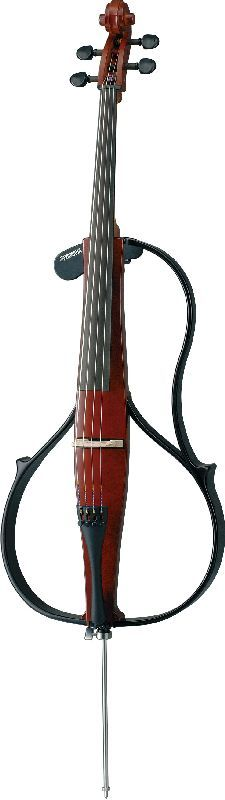 YAMAHA Violoncelle silent 4/4 svc110 - marron - Violoncelles - Violoncelles électriques | Woodbrass.com