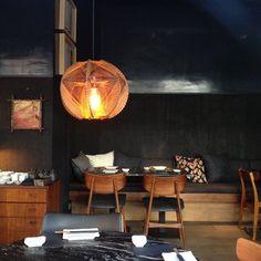 Robata Granados Restaurant Barcelona Amazing sushi/Japanese in an incredible decor.
