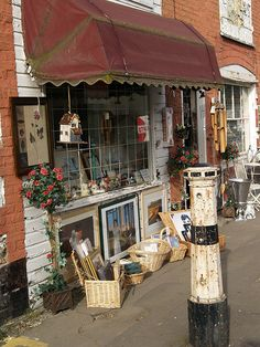Gift shop Whitstable Kent [shared]