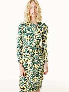 Image 1 of Look 2 from Zara  Florals for Spring? Groundbreaking ;)