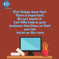 Get things done fast. Time is important. Do not waste it. Let VAs help in your business functions so that you can focus on the core. Copywriting, Attraction, Digital Marketing, Wordpress, Core, Positivity, Social Media, Letters, Let It Be