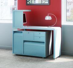Entree petit coin bureau ordinateur bureau pinterest for Petit bureau multimedia