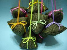 Zongzi Dragon Boat Festival, Straw Bag, Treats, Christmas Ornaments, Holiday Decor, Sweet Like Candy, Goodies, Christmas Jewelry, Christmas Decorations