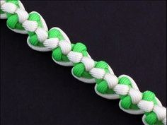 How to Make the Biotic Bar (Paracord) Bracelet by TIAT