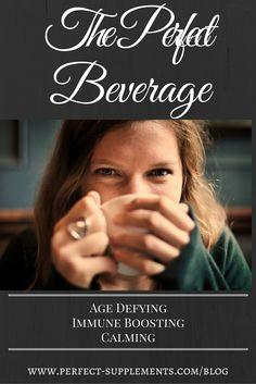 An Age-Defying, Immune Boosting, Calming Beverage (1)
