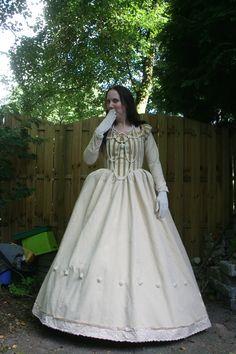 Mijn jurk!