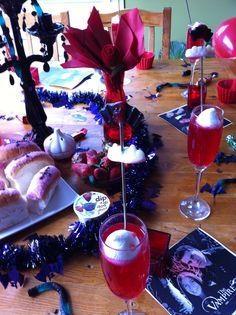 Vampire Diaries Birthday Party Ideas