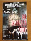 INSPECTOR CALLS Window Card Poster Autographed Sian Phillips Maxwell Caulfield - Autographed, CALLS, card, Caulfield, INSPECTOR, Maxwell, Phillips, POSTER, Sian, Window