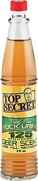 TOP SECRET DEER SCENTS Top Secret Synthetic Bad Boy Deer Scent 3oz, EA