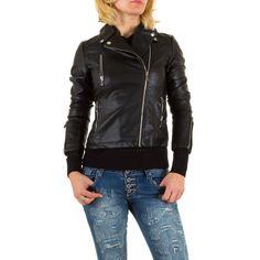 28,99 € - Lederoptik Biker Jacke | Ital Design Shop
