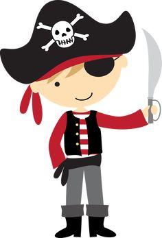 Pirata Cute - Minus