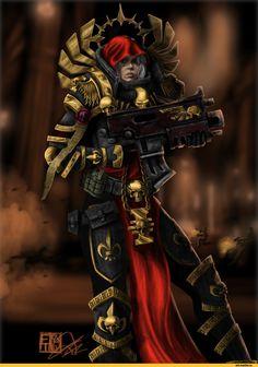 Warhammer 40000,warhammer40000, warhammer40k, warhammer 40k, ваха, сорокотысячник,Wh Песочница,фэндомы,Ecclesiarchy,Imperium,Империум,Adepta Sororitas,sisters of battle, сестры битвы