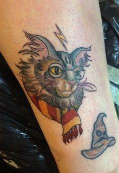 Harry Potter Kitty from last week